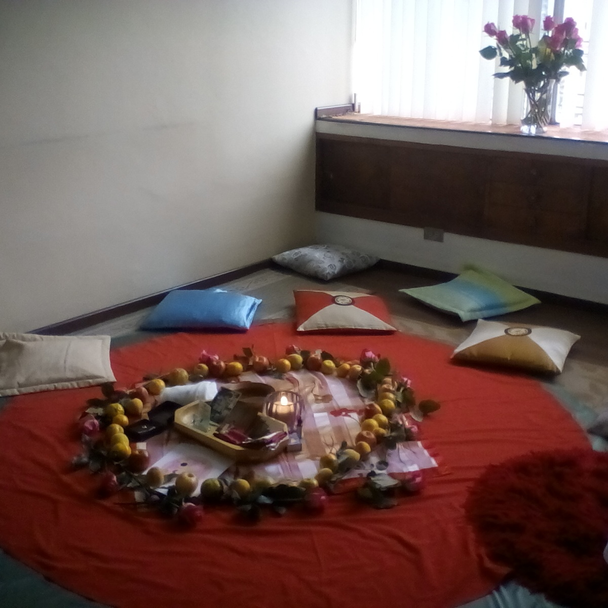 Womb Blessing Group Meditation June 2014 - Quito, Ecuador